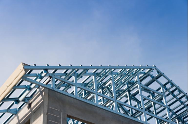 Vantagens da residência em estrutura metálica
